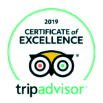 Prelibato awarded with Tripadvisor Certificate of Excellence
